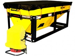 Salt spreader model VX-2200 - 12 Volt - 1960 kg
