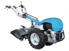 Motocultor 417S with diesel engine Kohler KD 15 440 elec. start 80 cm - 4 speeds forward + 1 reverse