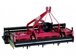 Power harrow 122 cm - roller 132 cm - for tractor