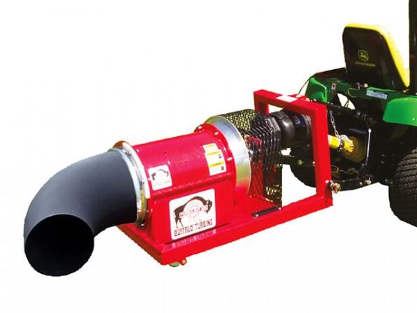 buf cyclone pto - souffleur cyclone pto tracteur min  20 cv