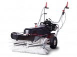 Previous: 4F - Limpar Sweeping machine 80 cm with engine Honda GXV160 OHV