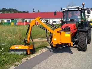 Flail mowers for tractor