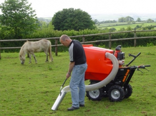 Paddock cleaners