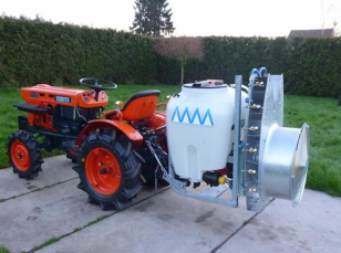 Mistblower sprayers