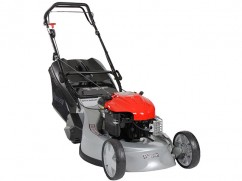 Lawnmower ROTAROLA 54 cm with engine Briggs and Stratton LSE 60 self-propelled