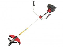Brushcutter with engine Kawasaki TJ53 - 28 mm - wide handle